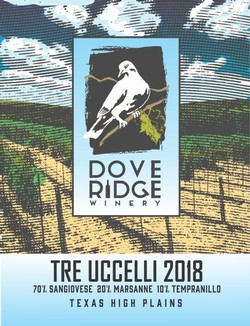2018 Tre Uccelli