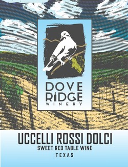 Uccelli Rossi Dolci